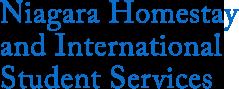 Niagara Student Services Logo